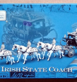 Royal coach and horses