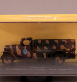 Citroen Type 23 French army lorry camouflage