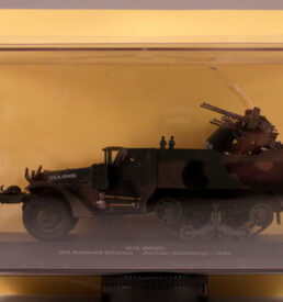 US Army WWII half-track