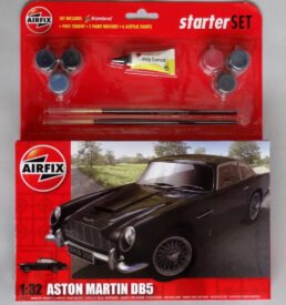 Airfix Kit Aston Martin DB5