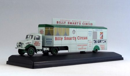 Oxford Billy Smart's Circus 1:76