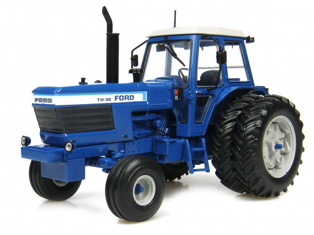 Universal Hobbies UH4024 Ford TW 30 4x2 Tractor 1979