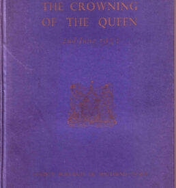 Book Crowning of the Queen