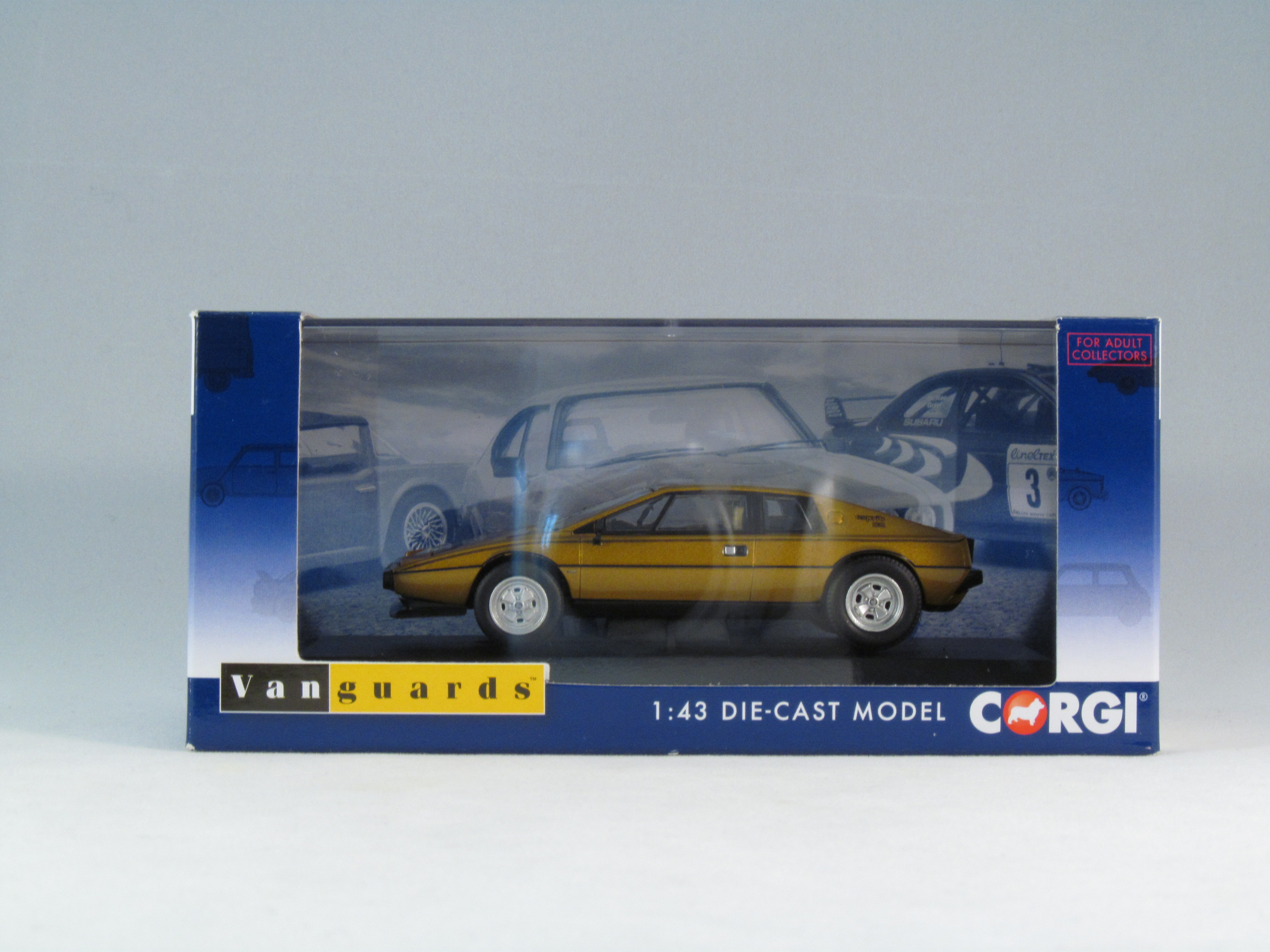 Corgi Vanguards VA14202 Lotus Esprit S2 Limited Edition - The ...