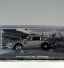 Aston Martin DB5, James Bond, Goldfinger