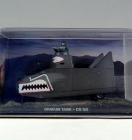 Fabbri Eaglemoss James Bond Dragon Tank Dr No